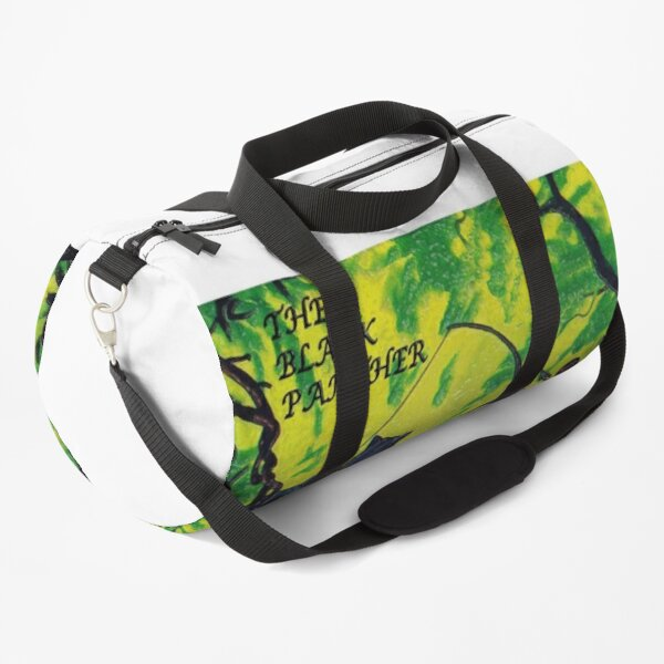 The Black Panther - Eye of the Sungod (Unique Art) Duffle Bag