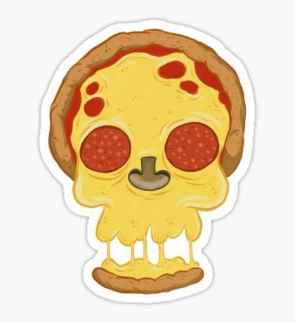 Deadly pizza Sticker
