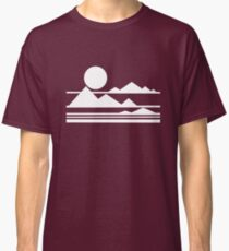 Camiseta clásica Mountains