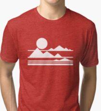 Mountains Tri-blend T-Shirt