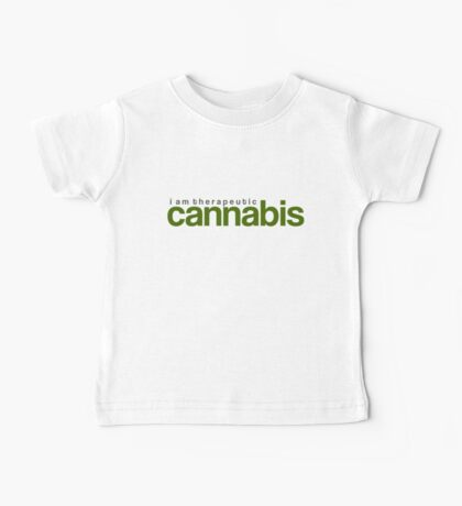 Cannabis (I Am Therapeutic) Kids Clothes
