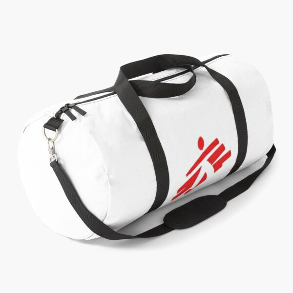doctors without borders Duffle Bag