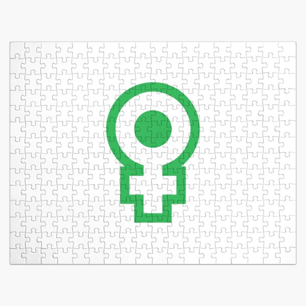 ♀️ Female Sign Jigsaw Puzzle