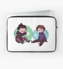 Comfy Boyfriends - Laptop Skin Laptop Sleeve