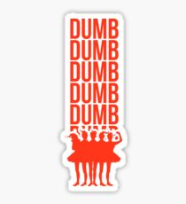 "Red Velvet ""Dumb Dumb"" Era Sticker"