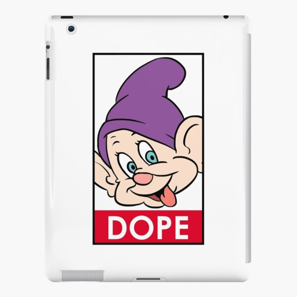 Dopey iPad Snap Case