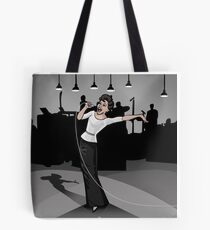 Live from Television City Tote Bag