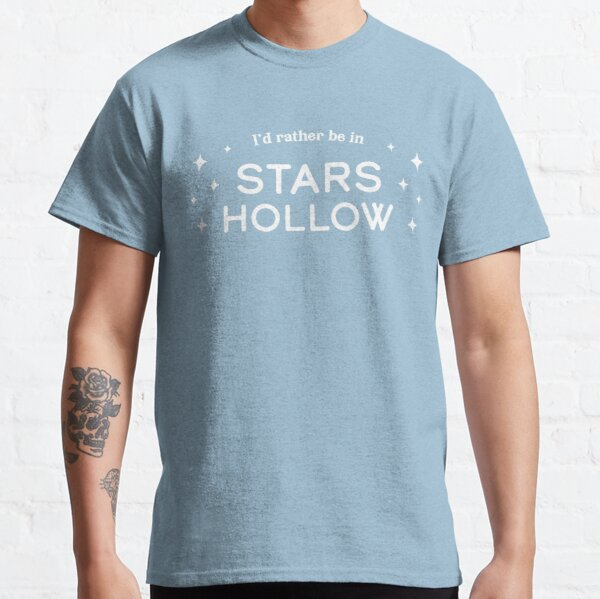 I'd rather be in Stars Hollow Classic T-Shirt