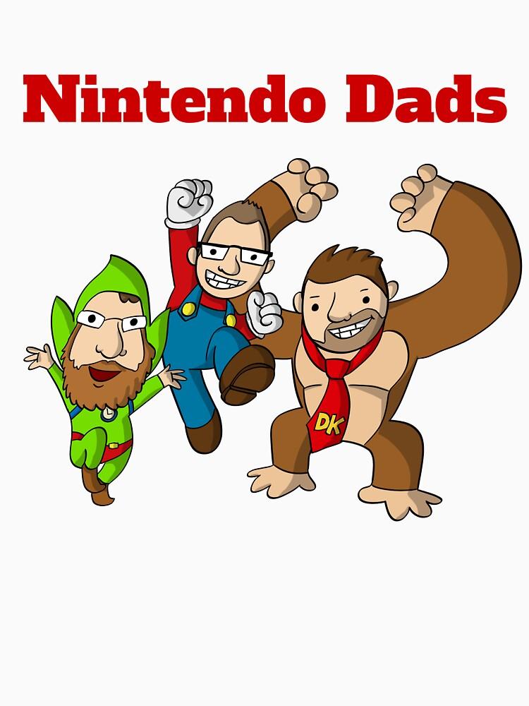 Nintendo Dads by nintendodads