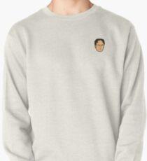 Dwight Schrute Mini Head Pullover