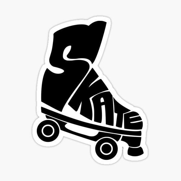 Skate! Stickers Sticker