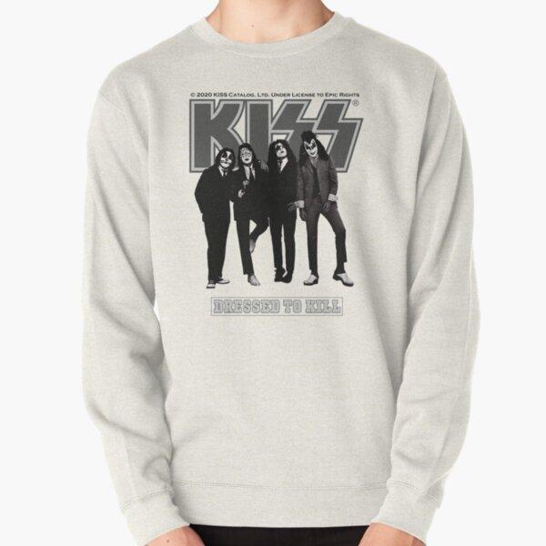 KISS-Dressed To Kill Pullover Sweatshirt