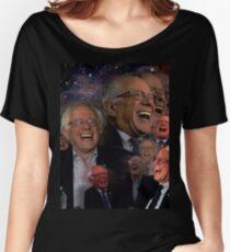 Bernie Sanders Dank Shirt Women's Relaxed Fit T-Shirt