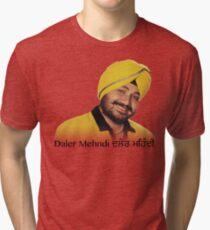 Daler Mehndi Tri-blend T-Shirt
