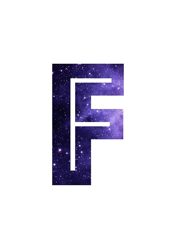 The Letter F Space