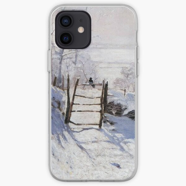 Claude Monet - French painter iPhone Soft Case