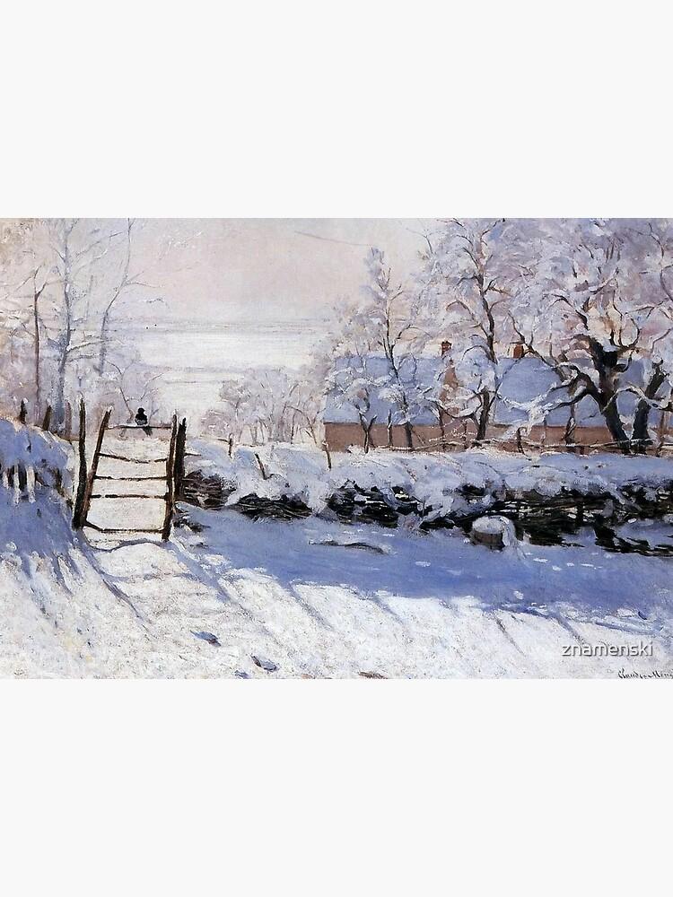 Claude Monet - French painter by znamenski