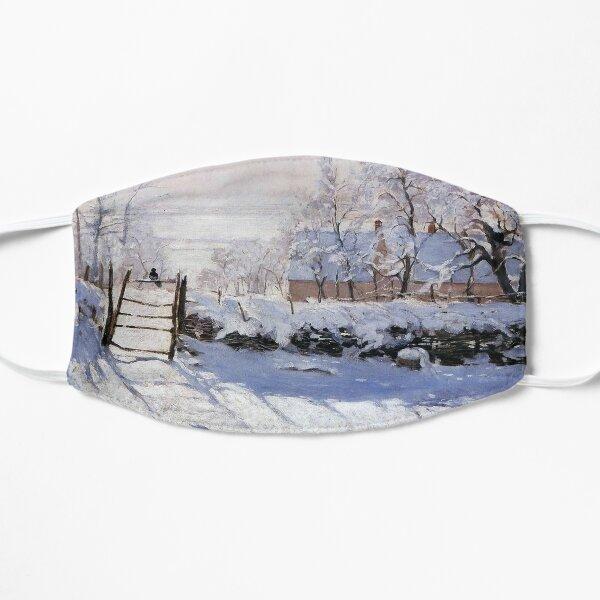 Claude Monet - French painter Flat Mask