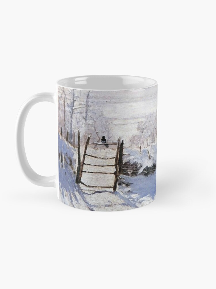 Alternate view of Claude Monet - French painter Mug