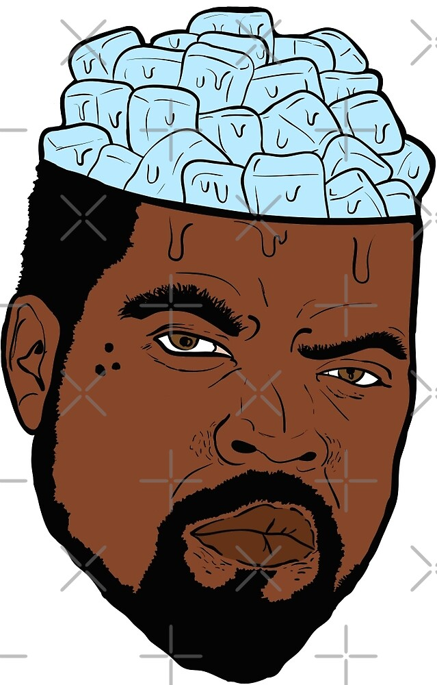 ICE CUBE(S) by Patrick White