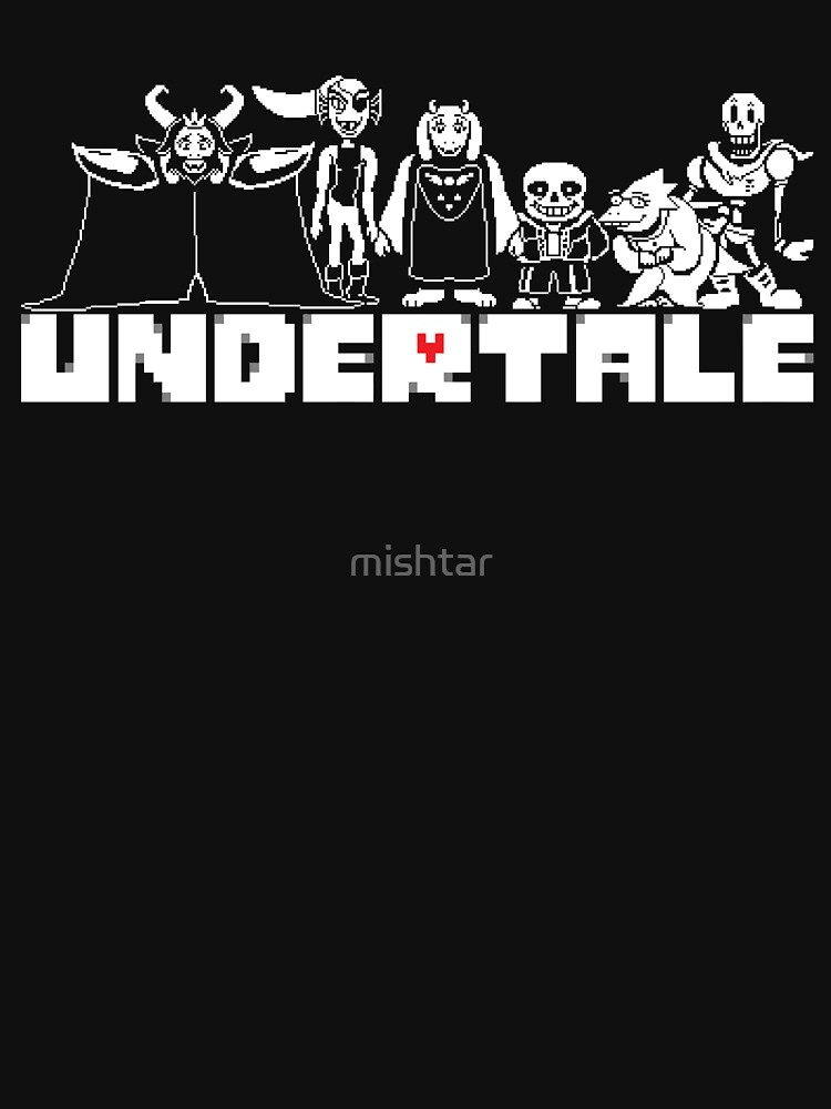 Undertale | Unisex T-Shirt