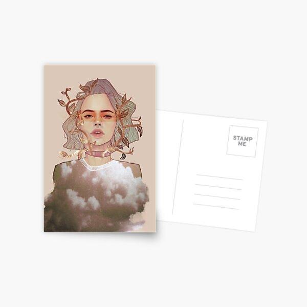 ROSEBUD Postcard