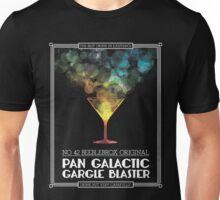 Pan-Galactic Gargle Blaster Poster Unisex T-Shirt