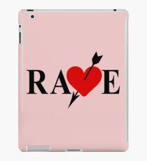 Rave iPad Case/Skin