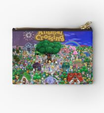 Animal Crossing Poster Studio Pouch