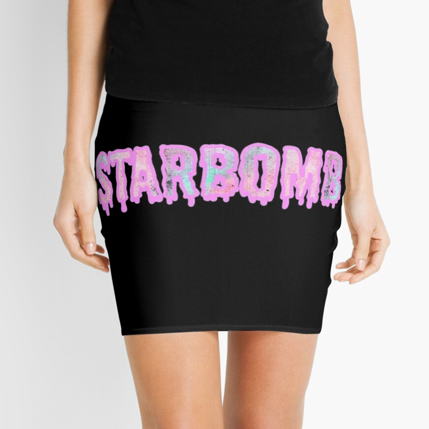 Starbombe Minirock