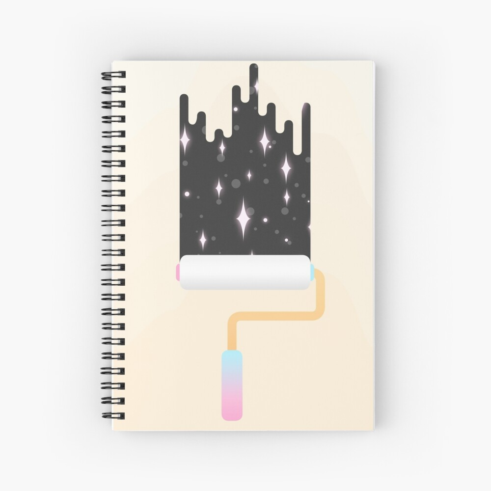 I Show You the Stars Spiral Notebook