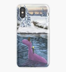 Winters Journey - Earthbound iPhone Case/Skin