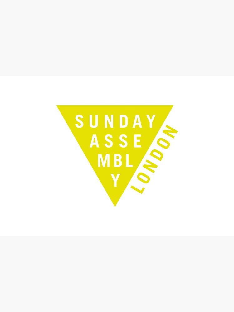 Yellow Logo by SALondon