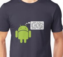 Android Paranoia Unisex T-Shirt