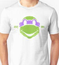 Legendary Turtles - Donnie Unisex T-Shirt