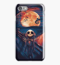 The Scream After Christmas iPhone Case/Skin