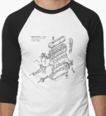 Nissan L6 Exploded View T-Shirt
