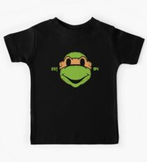 Legendary Turtles - Mikey Kids Tee