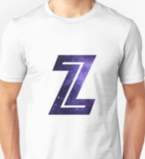 The Letter Z - Space Unisex T-Shirt
