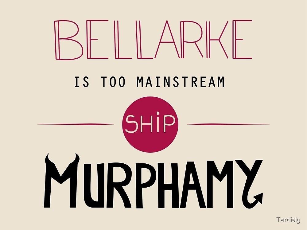 « Bellarke is too mainstream » par Tardisly