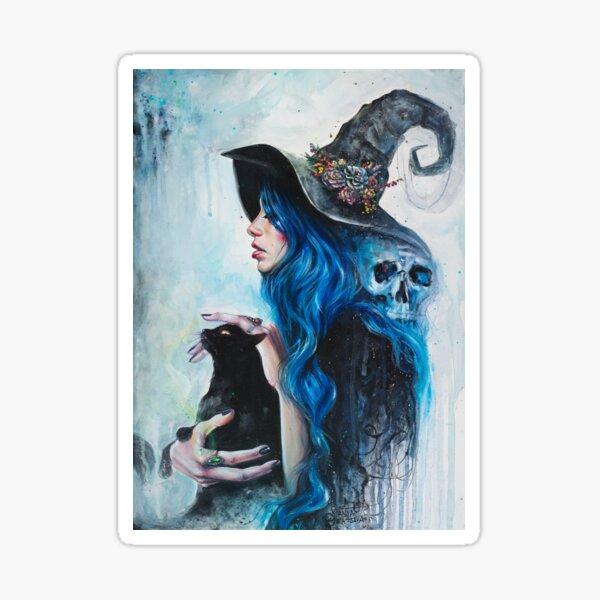 Blue Valentine Sticker