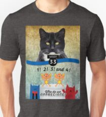 A Special Factor Cat-egorically Appreciated - Missy Unisex T-Shirt
