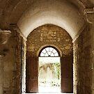 Maison De Sante, Saint Paul de Mausole, St.Remy by Andy Duffus