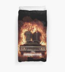 Übernatürliche Explosion 3 Bettbezug