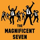 The Magnificent Seven by MrFaulbaum