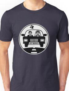 Just Married – Honeymoon (2C) Unisex T-Shirt