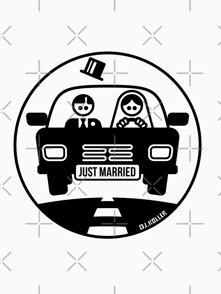 Just Married – Honeymoon (1C) by MrFaulbaum