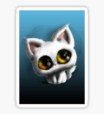 Lovely Kitty Sticker