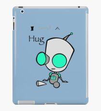 Gir Needs a Hug iPad Case/Skin