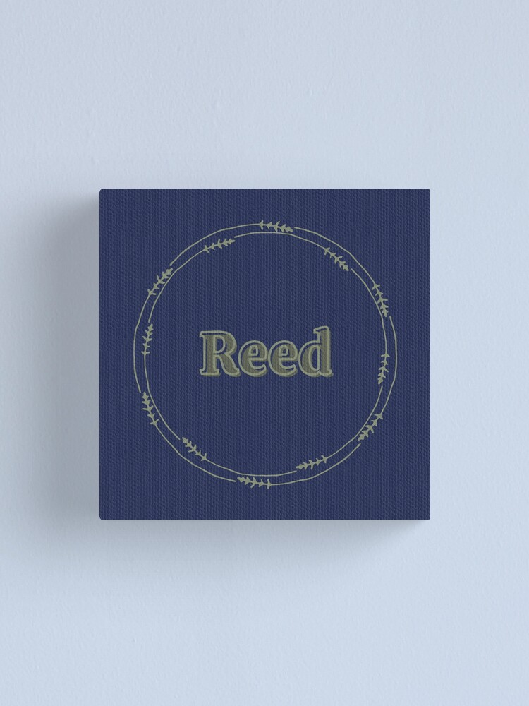 Alternate view of Reed Canvas Print